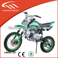 125 dirt bike with EPA certificate