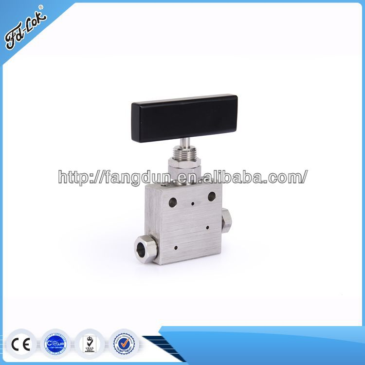 High Pressure Needle Valve, 60000 psi needle valve