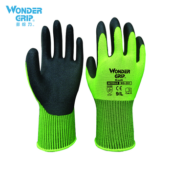 WG 501gardon gloves fashion safe hands gloves fashion hand gloves