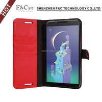High qualtiy pu leather case For Google Nexus 6 case