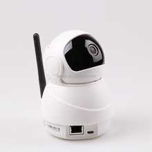 Panoramic IP Camera 1080P HD Robot Network Security Cameras 360eyeS Remote Mobile Surveillance 355 Pan Range 3D Navigation Map