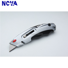 Specialized Portable Zinc Alloy Handy Tool Utility Knife Cutter For Quick Change