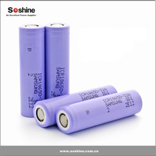 High quality original ICR18650-32A 18650 3200mah li ion rechargeable battery samsung lithium ion battery cell 18650