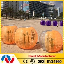 Best Sale Human Hamster BUbbles New Year Inflatable Toy for Fun