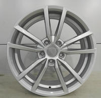 The replica car wheel in china with 18/19 inch car rim
