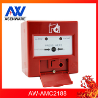 Automatically Resettable Locked Fire Alarms Locked Fire Alarm Button