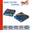 Performance Atv Brake Pad Chinese 110cc