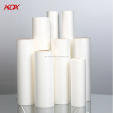 Excellent resistance tear & elongation thermal film 35mic matt BOPP digital plastic film for printing