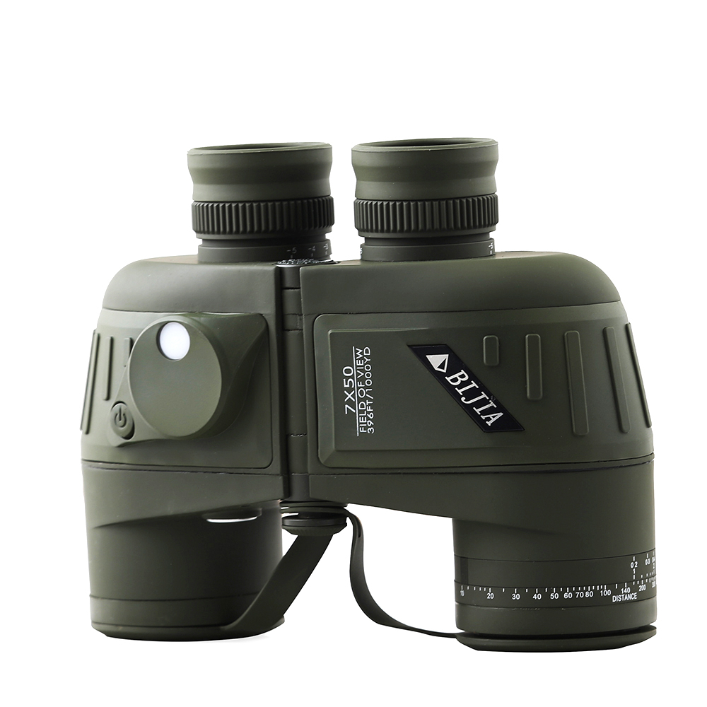 BJ100102 7x50 waterproof floating military telescope binoculars for sale