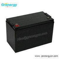 12V Lithium Battery Deep Cycle Solar Battery 12V 200Ah 26650 LiFePO4 Rechargeable Lithium Ion Battery for Solar Storage