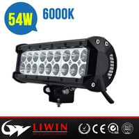 LIWIN 54W 240W offraod liwin boat led light bar for patrol