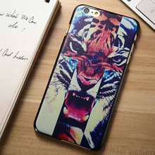 Cell Phone Printed Skin For Iphone 4/4s 5/5s 6/6s Custom Back Cover Case