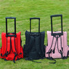 factory manufacture color shoulders dog trolley cases
