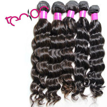 wholesale 100% full cuticle stay machine sew in weft great lengths hair extensions