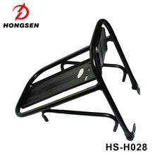 HS-028 OEM Durable and Cheap Alloy bike Front rack Bicycle cargo Carrier
