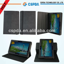 Hot Selling 360 Degree Rotation PU Case For Acer Iconia W510 Tablet