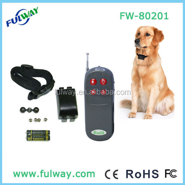 Wireless Remote Control Dog Training Shock Collar