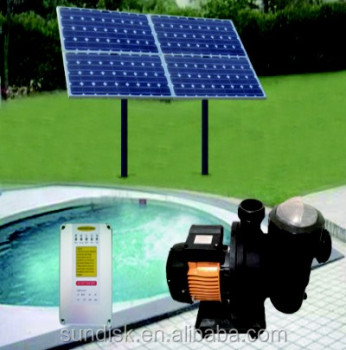 SOLAR CLEAN WATER PUMP SYSTEM 4m Head
