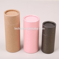 10/20/30 /60 ml Liquid Plastic Bottle Paper Packing Round Cylinder Tube