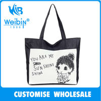2013 Cheap promotional foldable shopping bag