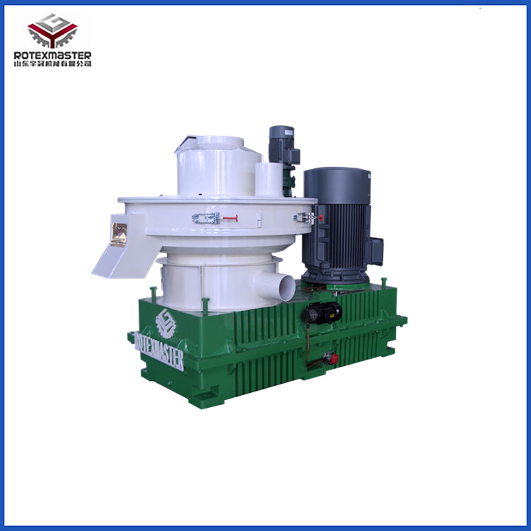 Most Popular Horizontal Ring Die Chicken Animal Feed Pellet Machine