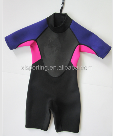 2-5mm neoprene fashionable high quality mares wetsuit