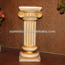 Resin Roman Column interior decorative pillar design