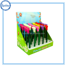 Counter Corrugated Display Marker Pens Promotion Stand For Pen