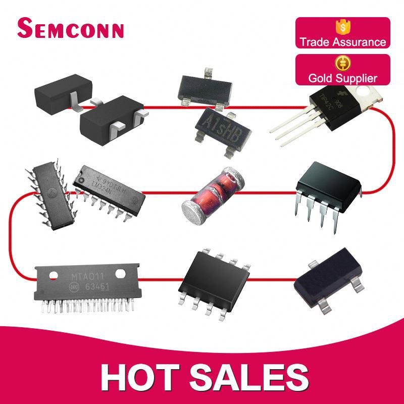 Hot sale stock Transistors & Diodes BT136-800E.127 electronic components