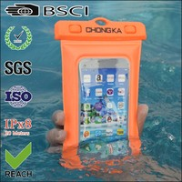 China Supplier Cheap Waterproof PVC Smartphone Bag