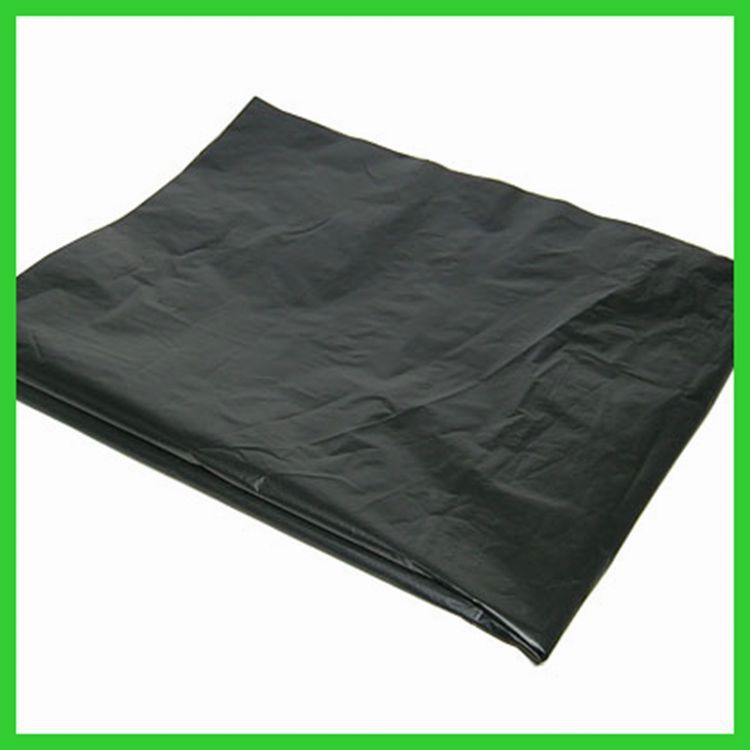 co-extrusion pe garbage bag NO.895 2015 black color carton packaging garbage bag