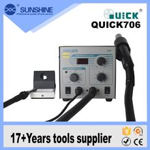 SUNSHINE QUICK 706 hot air used bga smd rework soldering station