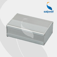 Electric Battery Box Aluminum Alloy Extruded Enclosure IP65 Waterproof Terminal Box