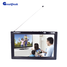 DVB-T2 LCD Portable Digital TV/Television dvb t2 tv receiver