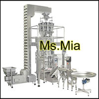 Automatic Coffee/Milk/Washing/Spice/Detergent powder packing machine