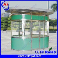 Heat insulation wind-resistance mobile sentry box/sentry guard house GAT-GT14