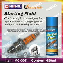Instant Engine Starter Fluid
