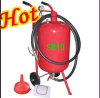 automatic sandblasting tank equipment from China manufacturer
