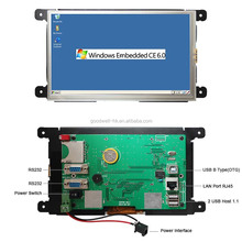 7 Inch Win CE 6.0 Embedded Tablet PC with RJ45 Port for (Not for Korea Market)