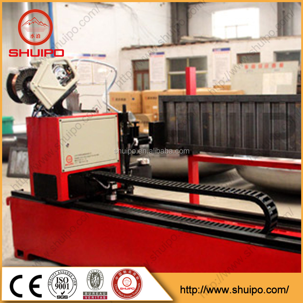 Web beam/Corrugated plate Automatic Welding machine for Pressure Plate