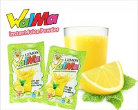 60g Lemon Instant Concentrate Juice Fruit Juice Powder