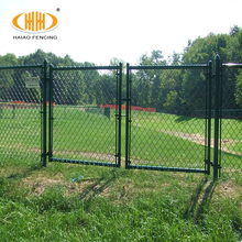 6ft chain link fence in iron /steel wire mesh .pvc coated chain link fence /galvanized chain link fence