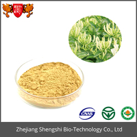 Honeysuckle Flower Extract Yellow-brown fine powder