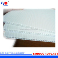 convenient to move and no rust cartonplast pp plastic layer pad
