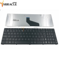 Wholesale Spanish Laptop Keyboard For Asus X53U SP Layout Black