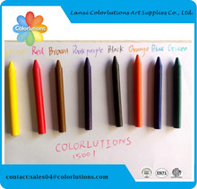 8 Colors Sets Washable Oil Pastel Crayons and Markers Set Water Wash Wax Crayons for Kids Drawing Tools Children