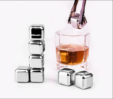 Whiskey Rocks Stainless Steel