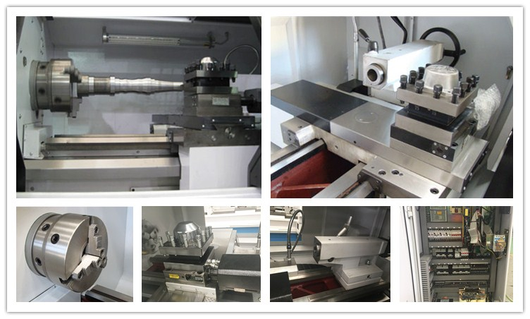 CKE61100A Chinese Heavy Duty Horizontal Metal Desktop CNC Cue Repair Lathe Machine Frame Coolant Specification Price