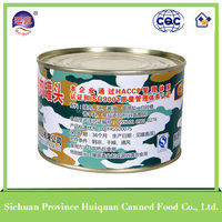 Buy wholesale direct from china different types canned food products