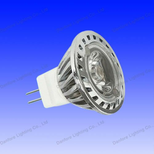 CE, RoHs approved 3W MR11 LED Spot light